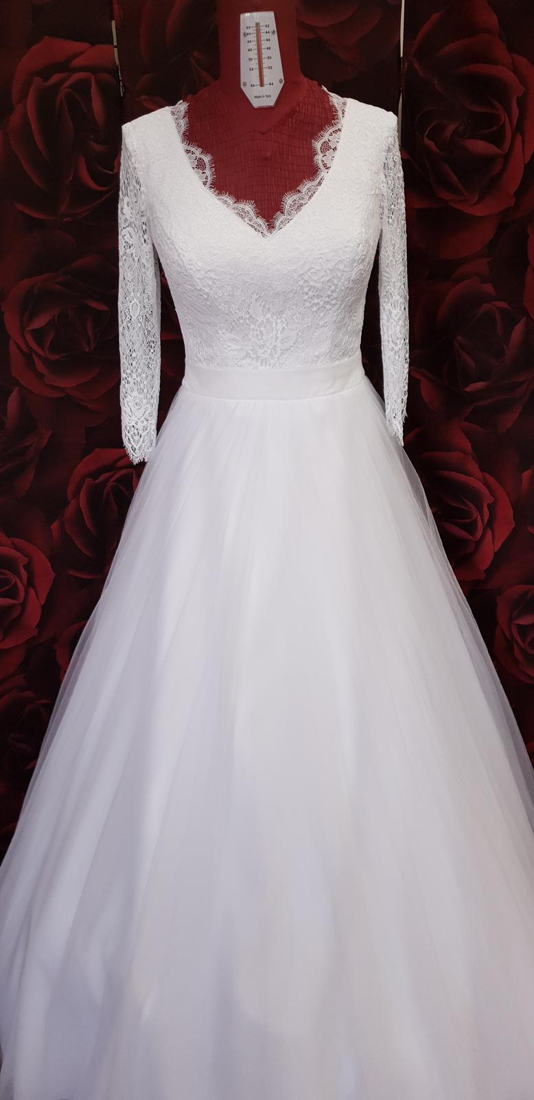 Svadobné šaty ,ktoré nenabúrajú váš rozpočet!! - Obrázok č. 2