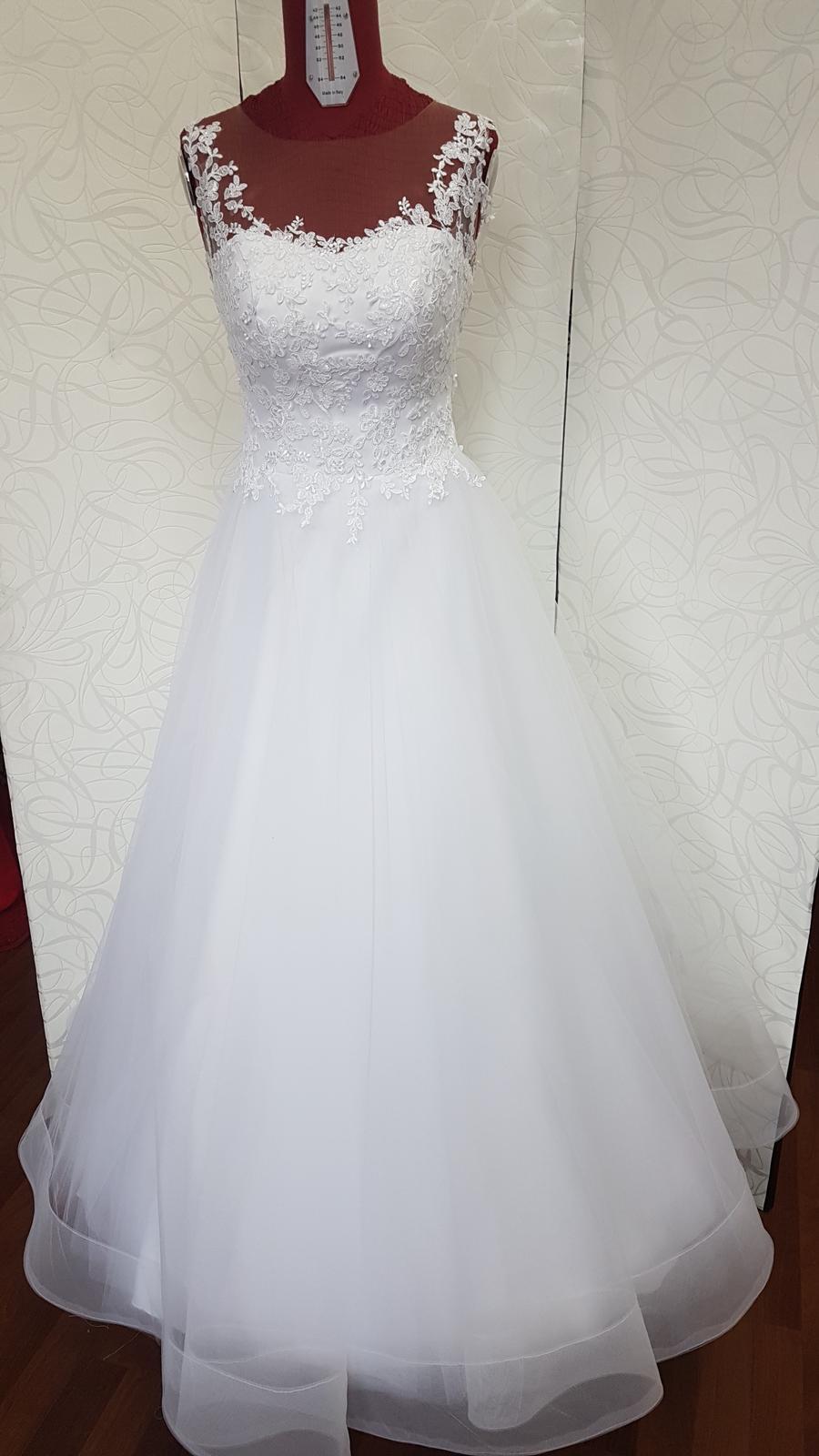 Svadobné šaty ,ktoré nenabúrajú váš rozpočet!! - Obrázok č. 4