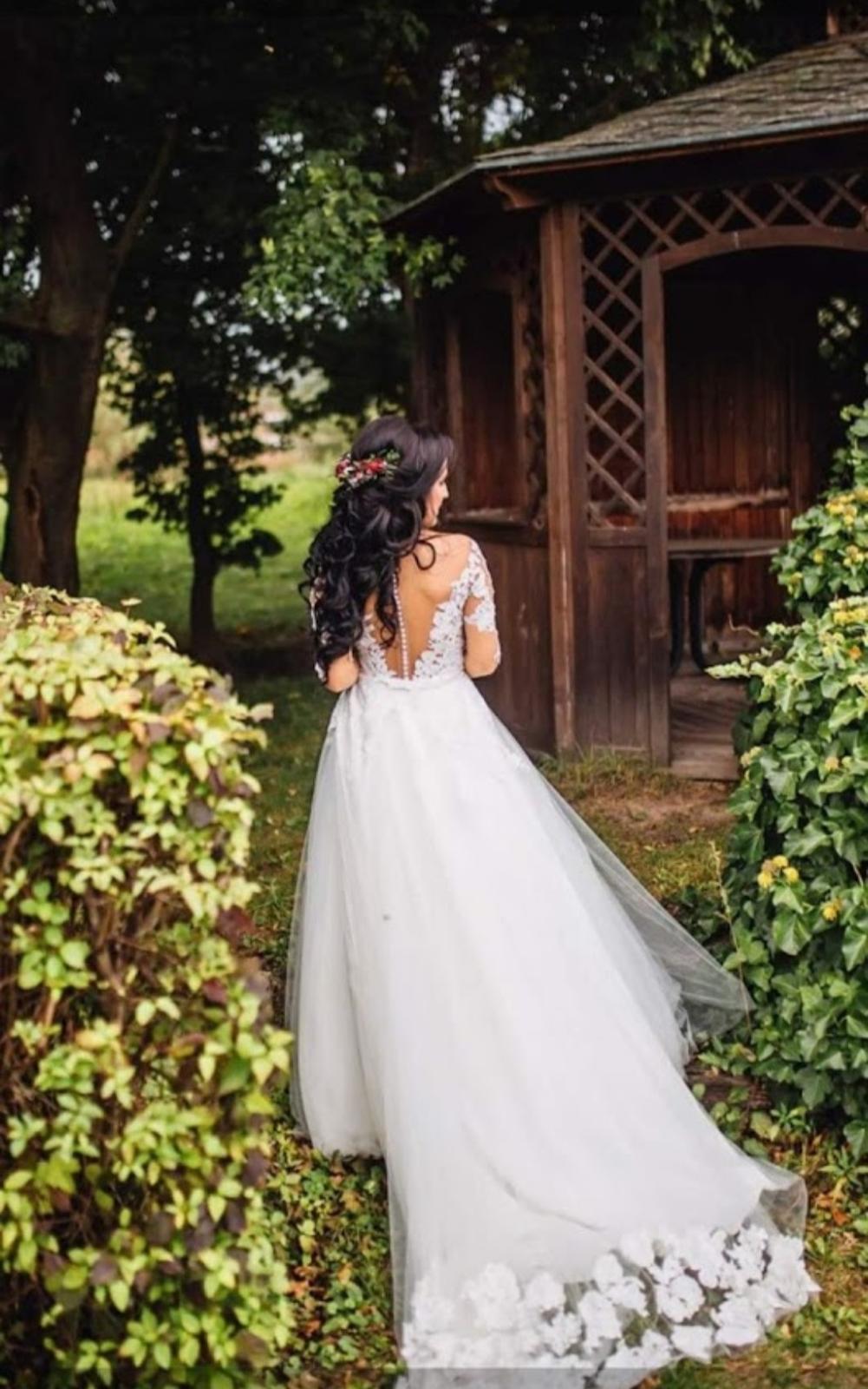 Svadobné šaty, ktoré nenabúrajú váš  rozpočet! - Obrázok č. 2