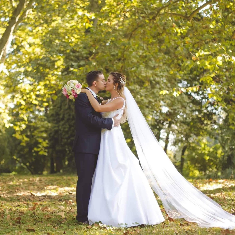 Svadobné šaty, ktoré nenabúrajú váš rozpočet - Obrázok č. 1