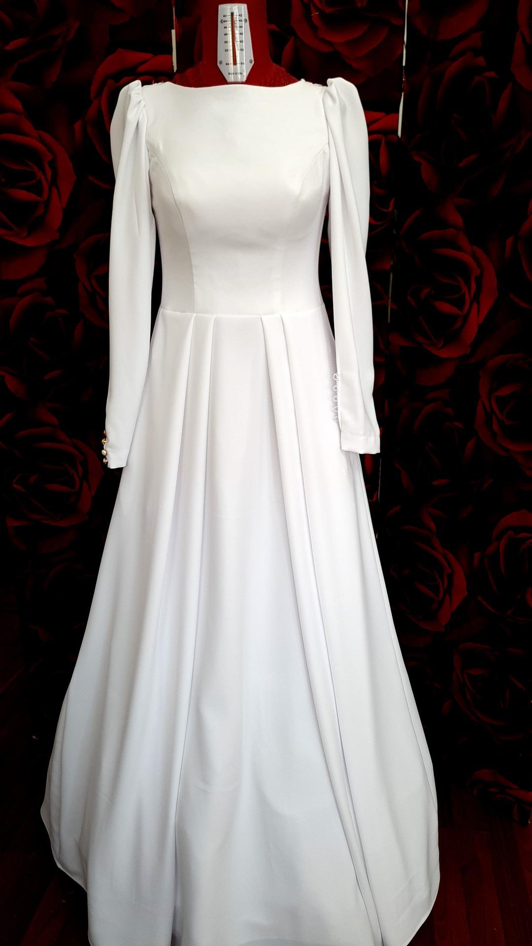 Svadobné šaty, ktoré nenabúrajú váš rozpočet - Obrázok č. 3