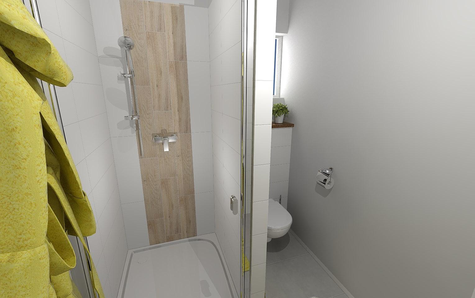 Vizualizace koupelen v našem Kubisu 74 :) - Obrázek č. 1