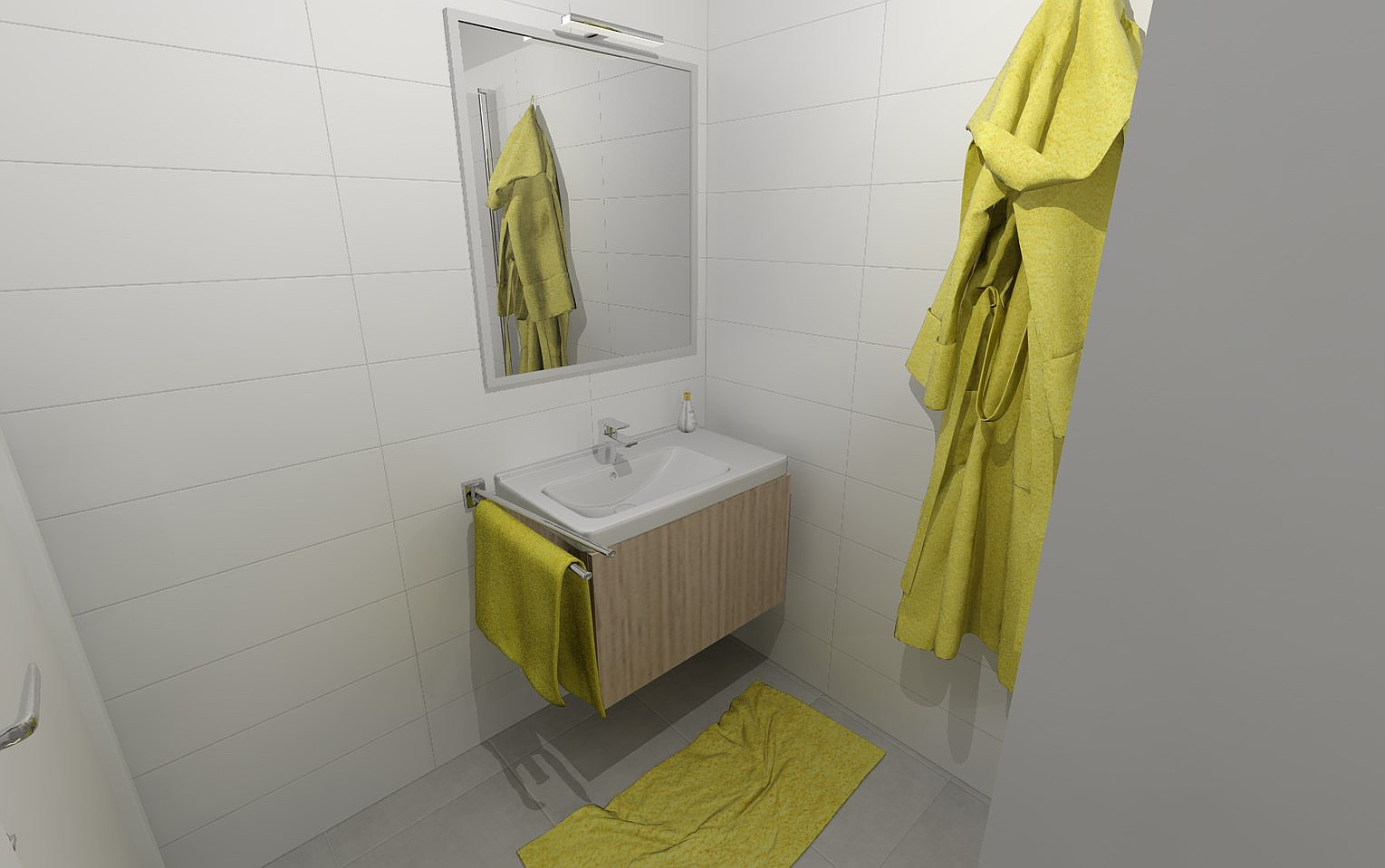 Vizualizace koupelen v našem Kubisu 74 :) - Obrázek č. 3