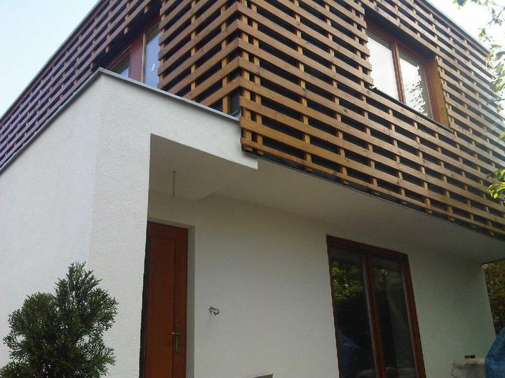 Fasáda + okna inspirace - Obrázek č. 76