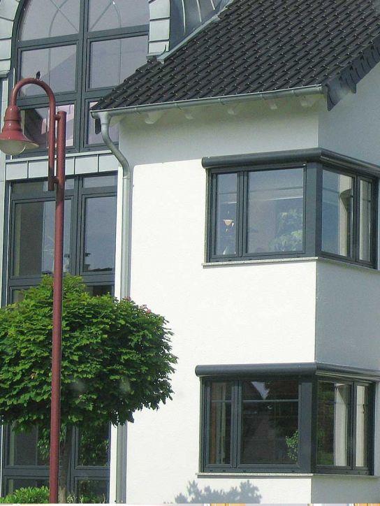 Fasáda + okna inspirace - Obrázek č. 92