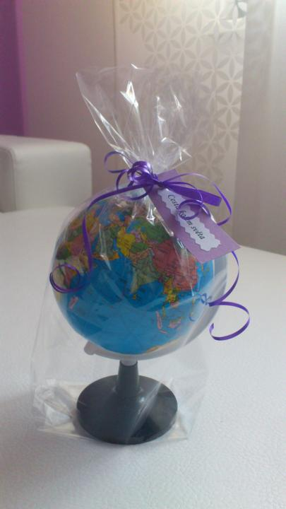 Svatební tombola - Cesta kolem světa:-)
