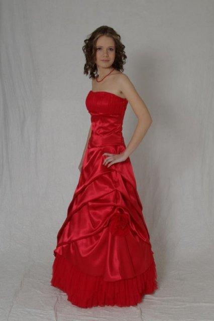 Album z mojej svadby - moje večerné šaty