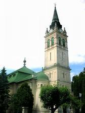 evanjelický kostol v Brezne - tu bude obrad