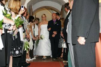 Příchod nevěsta
