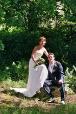 manželé Lucie a Gavin Barber