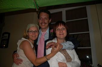 Gav v obklopení krásných žen:)