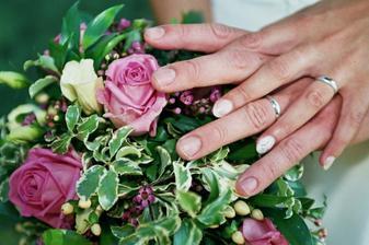 prstýnky Rotax 27.7.2007 a květiny z Mariánských lázní