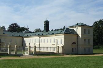 místo konání-zámek Kynžvart