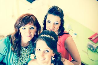 Maminka a sestra
