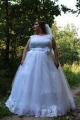 svadobné šaty , 54