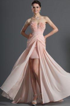 6bb15c8e60f1 salonprettywoman Krátko-dlhé šaty môžu mať niekoľko variant. Pre inšpiráciu  posielam pár kúskov z našeho e-shopu emoticon