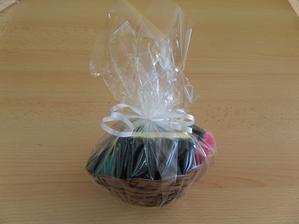 4. Košík plný hub