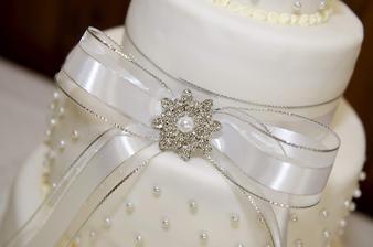 Detail svat. dortu...