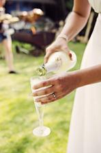 Nealko šampaňské...Příště si dám raději dětské špunty :-)