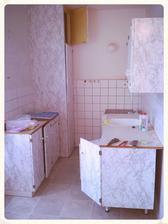 Stará kuchyň....