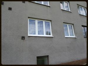 Okna po výměně....