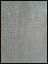 Detail perlinky už na zdi...