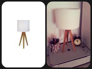 Nová lampa....
