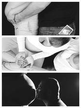 """Po dvou letech manželství budeme za chvilinku konečně ,,TŘI"""""""