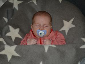 Toto je moje spící hvězda :-)