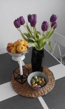 Velikonoce se blíží a mistička s čokoládovými vajíčky pomalu mizí :-D :-D