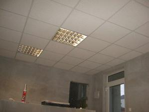 strop v kaderníctve