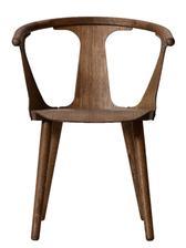 Našla som stoličky čo ma chytili uplne za srdce: 2 kusy - zapacili sa mi. Za vrch stolu prehodene kožušinou. a ku tomu do bokov biele stoličky. Zvazujem farbu ci dubova ako podlaha alebo schvalne tmavohneda