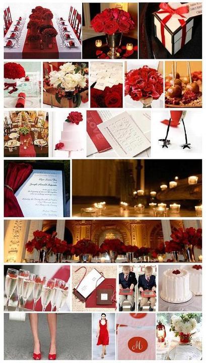 RedVelvet alebo červeno-hnedá inšpirácia :) - Obrázok č. 13