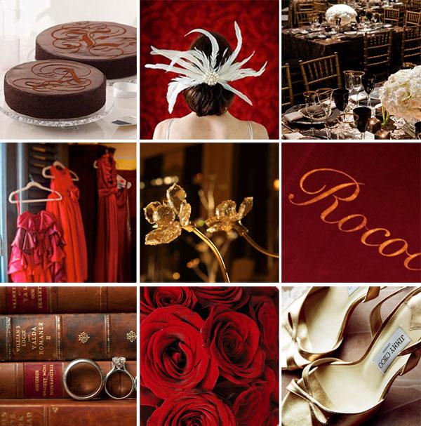 RedVelvet alebo červeno-hnedá inšpirácia :) - Obrázok č. 22
