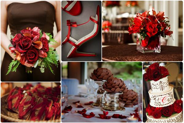 RedVelvet alebo červeno-hnedá inšpirácia :) - Obrázok č. 26