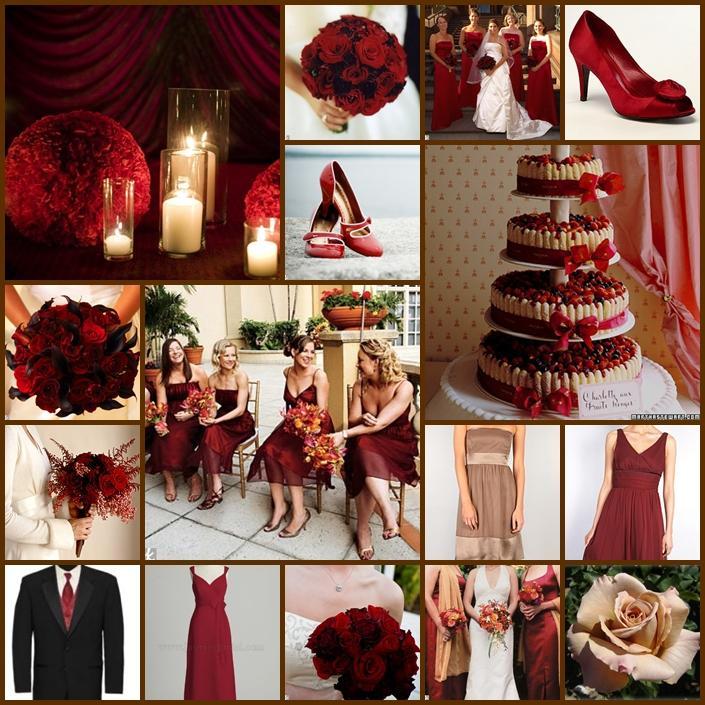 RedVelvet alebo červeno-hnedá inšpirácia :) - Obrázok č. 27
