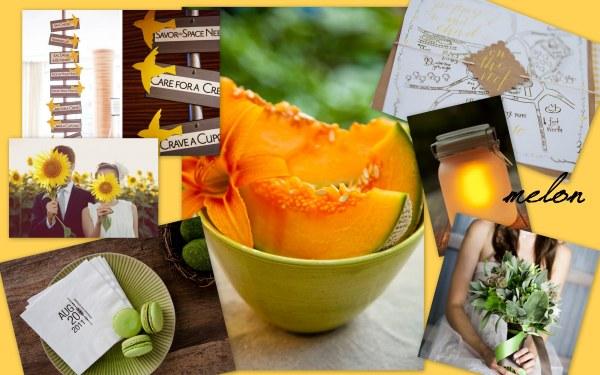 AmberMelon alebo jantárová a melónová kombinácia - Obrázok č. 36