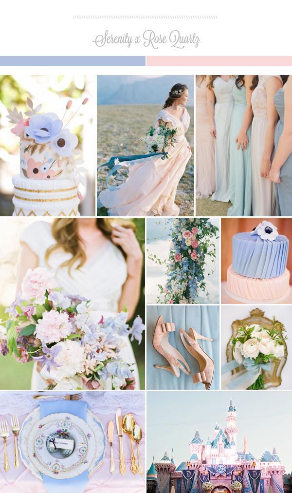 Rose quartz and serenity alebo kryštaľovo ružová a upokojujúca modrá :) - Obrázok č. 7