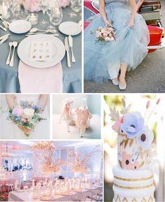 Rose quartz and serenity alebo kryštaľovo ružová a upokojujúca modrá :) - Obrázok č. 2