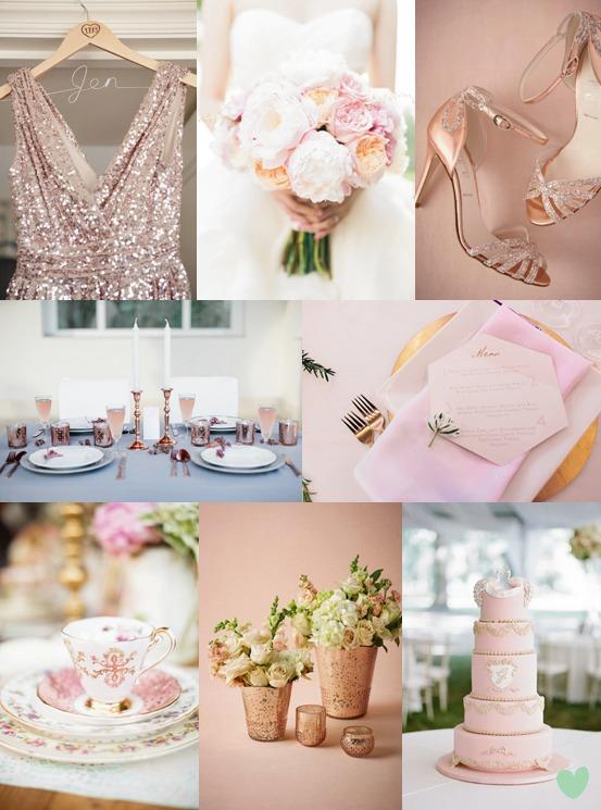 Rose quartz and serenity alebo kryštaľovo ružová a upokojujúca modrá :) - Obrázok č. 5