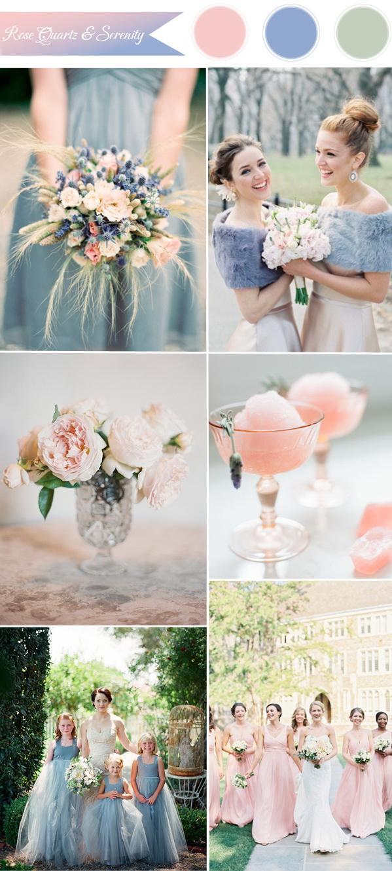 Rose quartz and serenity alebo kryštaľovo ružová a upokojujúca modrá :) - Obrázok č. 1