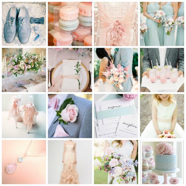 Rose quartz and serenity alebo kryštaľovo ružová a upokojujúca modrá :) - Obrázok č. 9