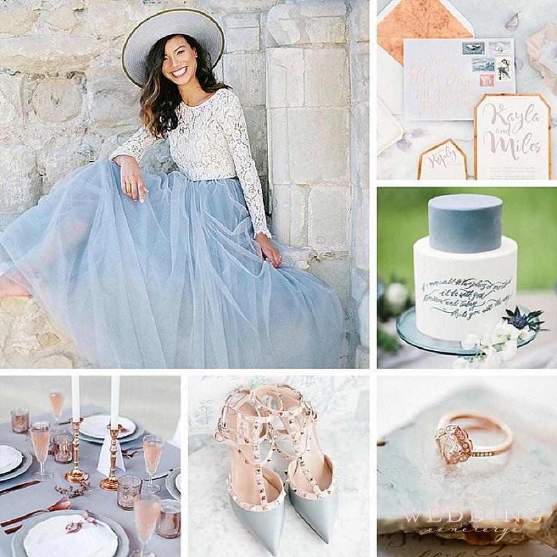 Rose quartz and serenity alebo kryštaľovo ružová a upokojujúca modrá :) - Obrázok č. 15