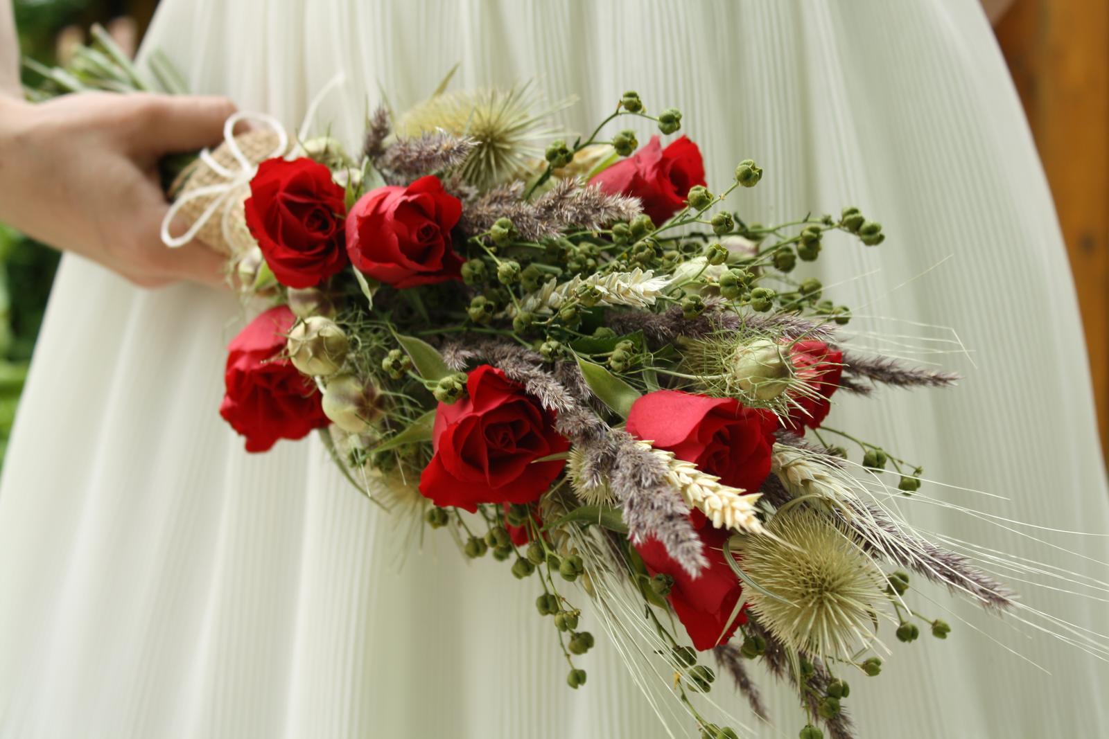 Kvetinové tvorenie - keď príroda dáva :)