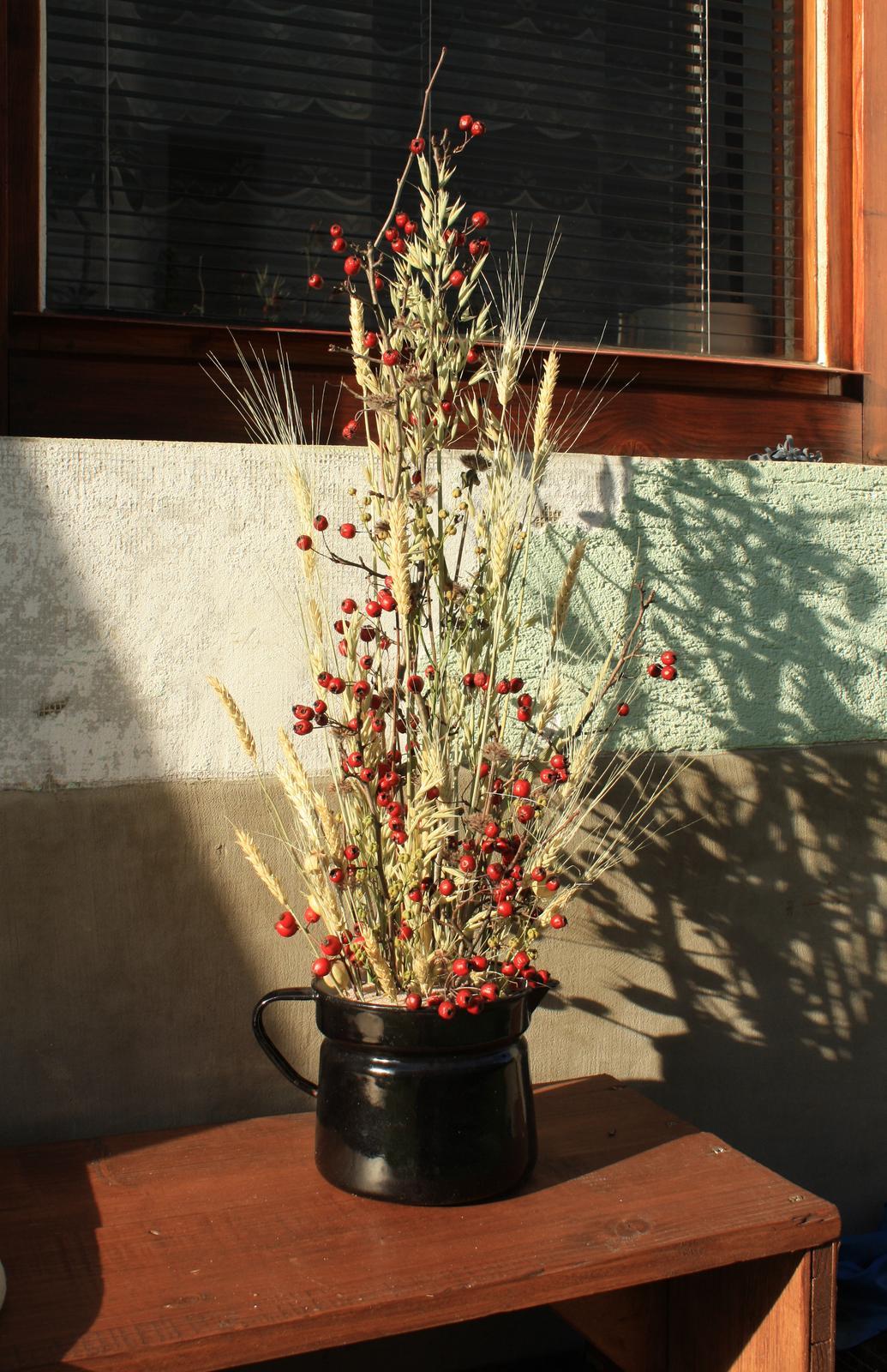 Kvetinové tvorenie - stačí zájsť na lúku :)
