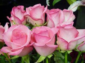 chci mít svatbu do růžova