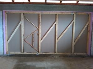 Mame dočasnú garážovú bránu