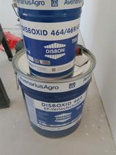 Epoxid s farbou ral 7032 štrková šeda