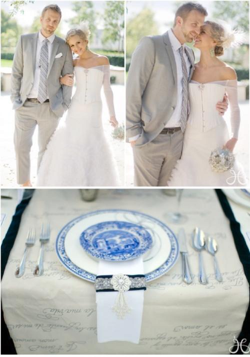 Svadba inspirovana morom - Obrázok č. 44