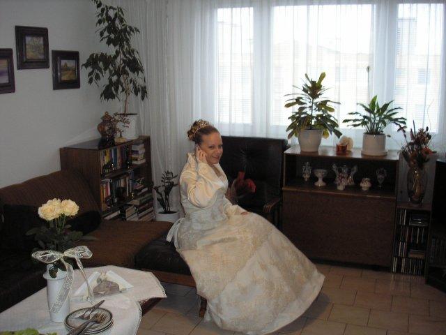 Naše prípravy - čakanie na ženicha